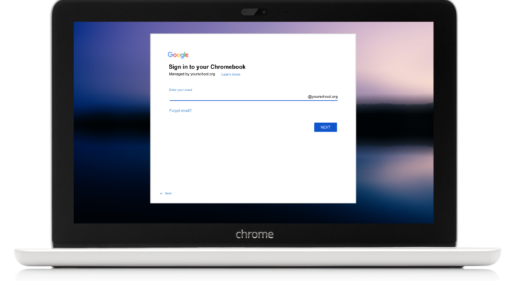 Chromebook Sign In & Wireless Internet Connection Tutorial